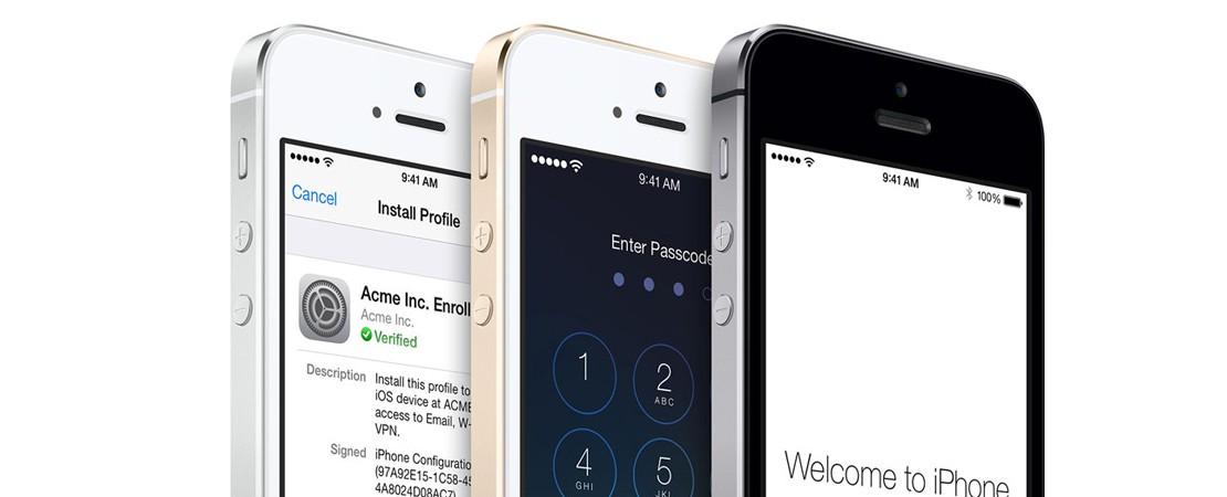 Mobile Device Management : iOS 8 pour les entreprises