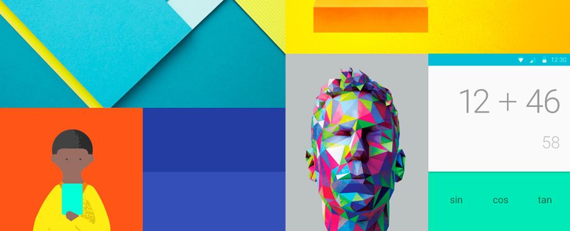 Material Design en images…