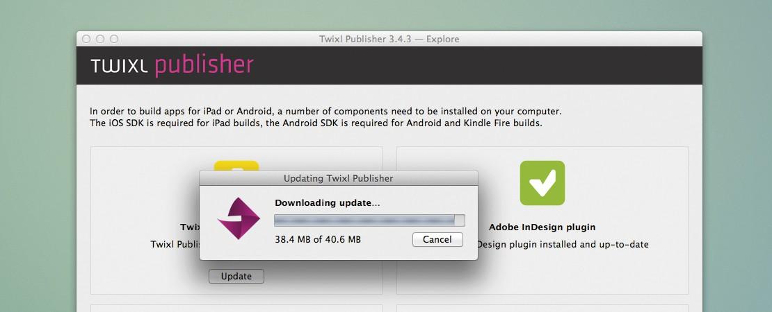TWIXL Publisher 3.5 s'ouvre à la diffusion automatisée d'applications pour iOS et Android