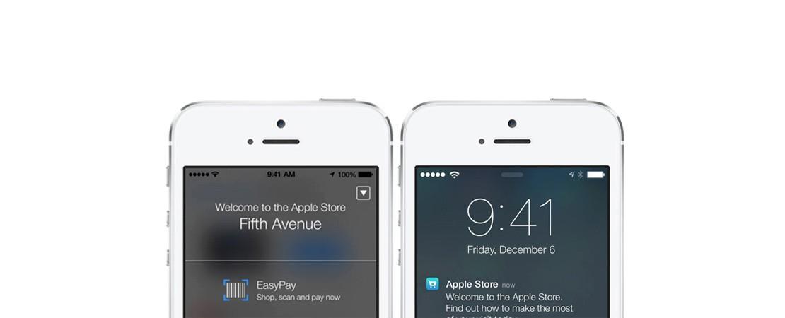 [m.a.j.] Une borne iBeacon fabriquée par Apple ?