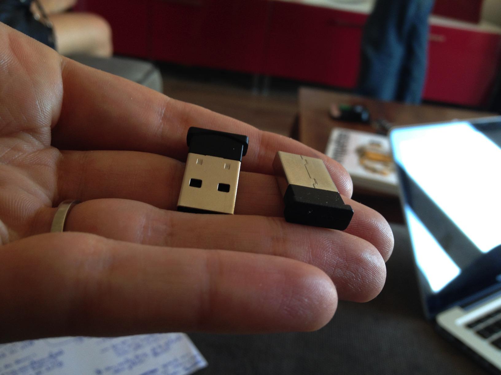 beacons USB
