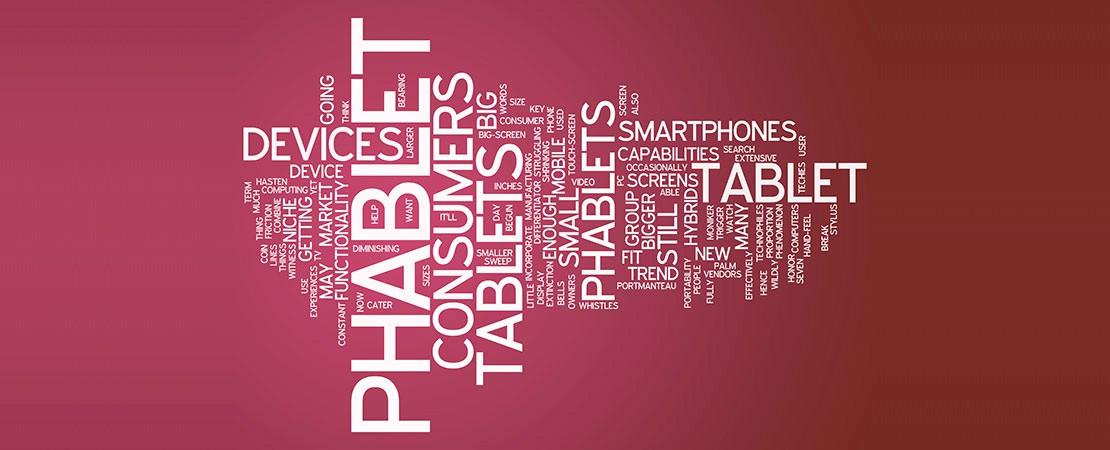 A la fois smartphone, tablette et PC, les phablets croquent tous les marchés