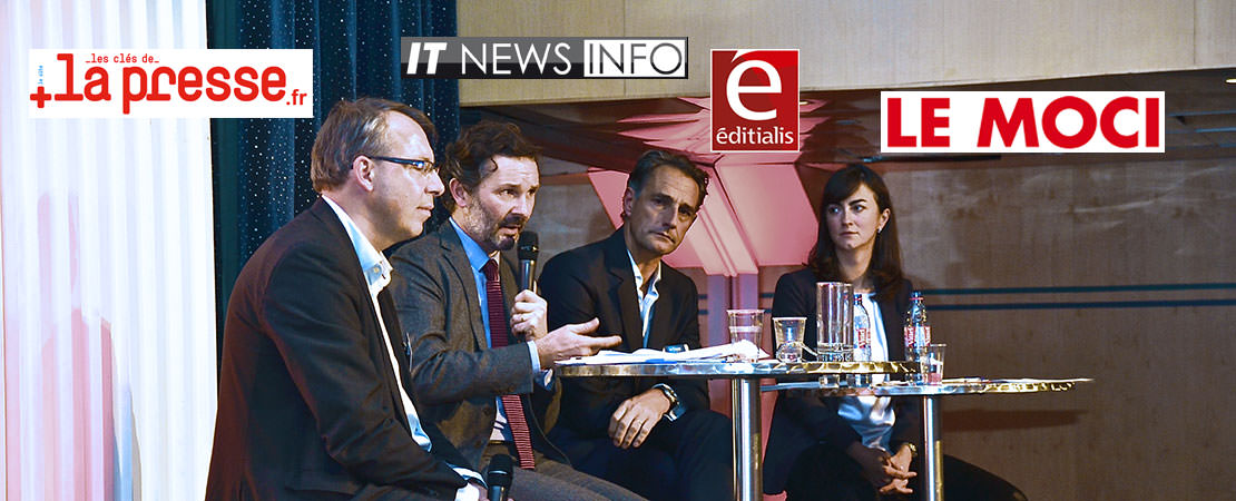Salon de la Presse au Futur : conférence 'De l'abonné à la Data' disponible à l'écoute !