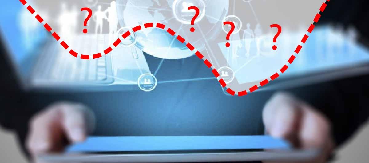 Les frontières de la publication digitale