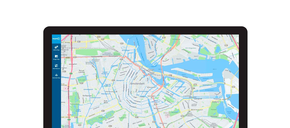 Presse au Futur : micro interview de MAPS4NEWS