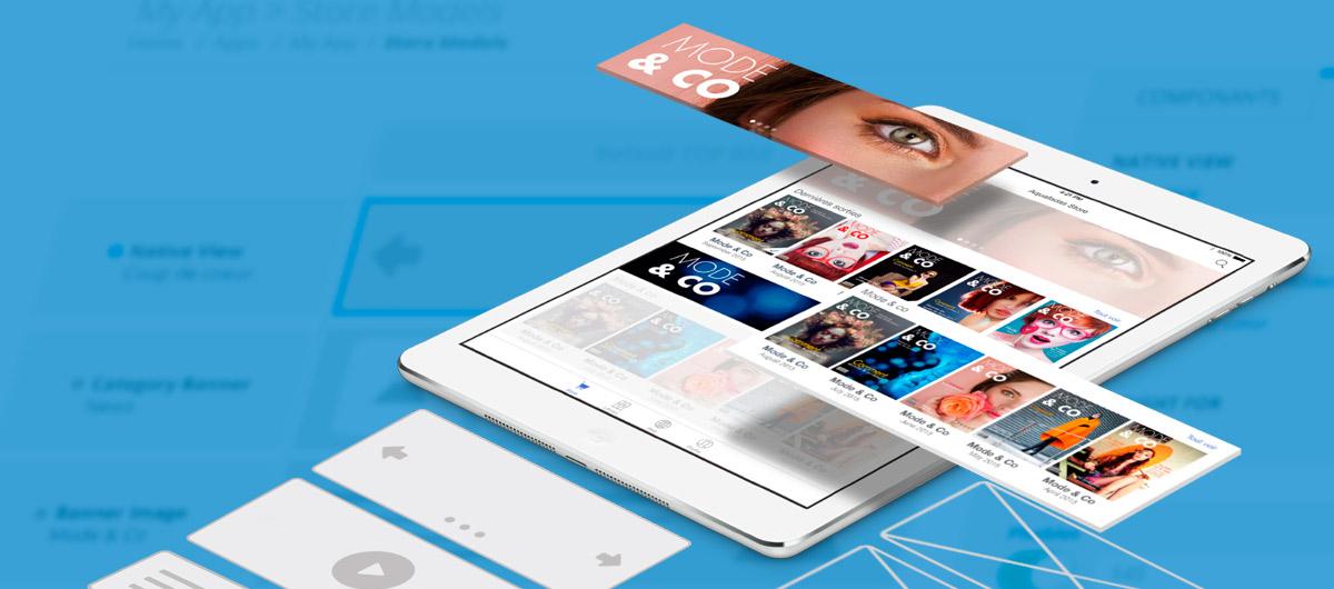 Aquafadas Next Gen App : comment gérer les banners