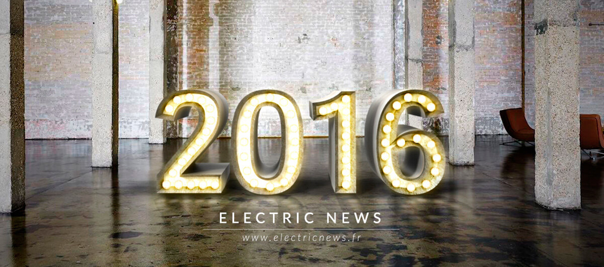 Electrique année 2016 !