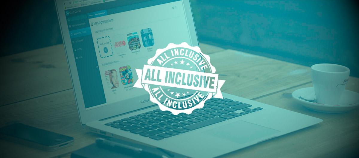 Aquafadas, des licences 'all inclusive' pour vos applications