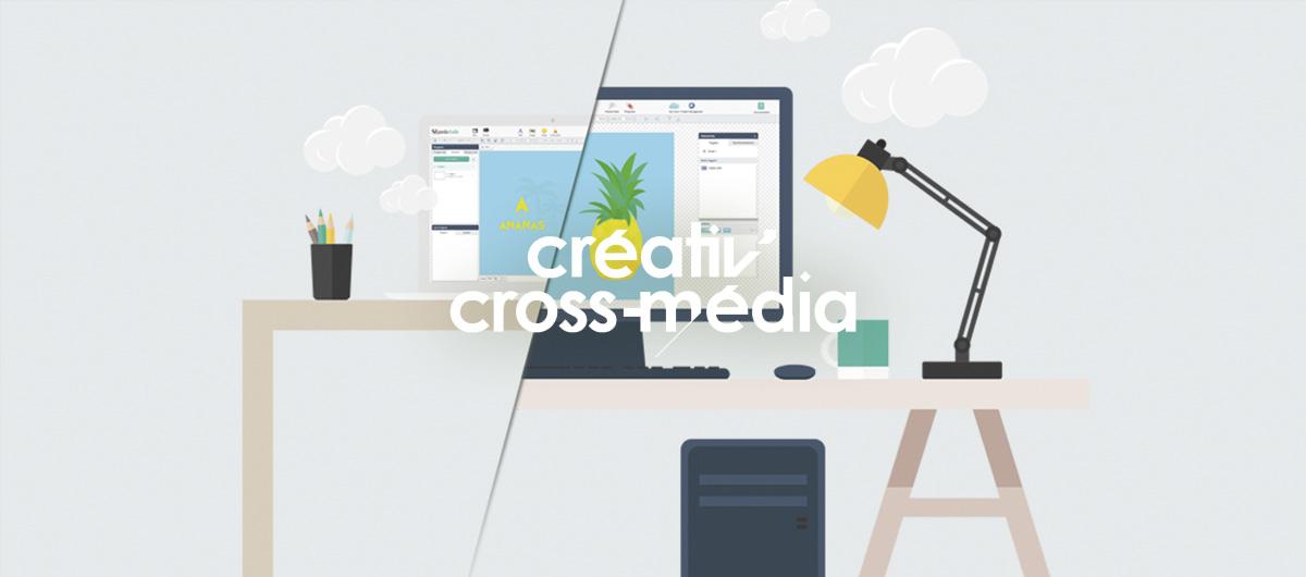 Créativ'cross Média : ATELIER DE FORMATION – Création d'une application avec Panda Suite