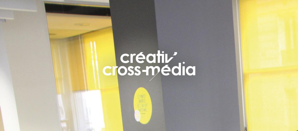 Créativ'cross Média : les objets connectés dans le cross-média de la Presse