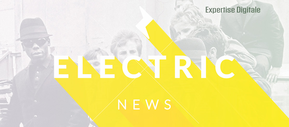 Venez discuter transition digitale avec Electric News au Salon Créativ'Cross Média stand P05