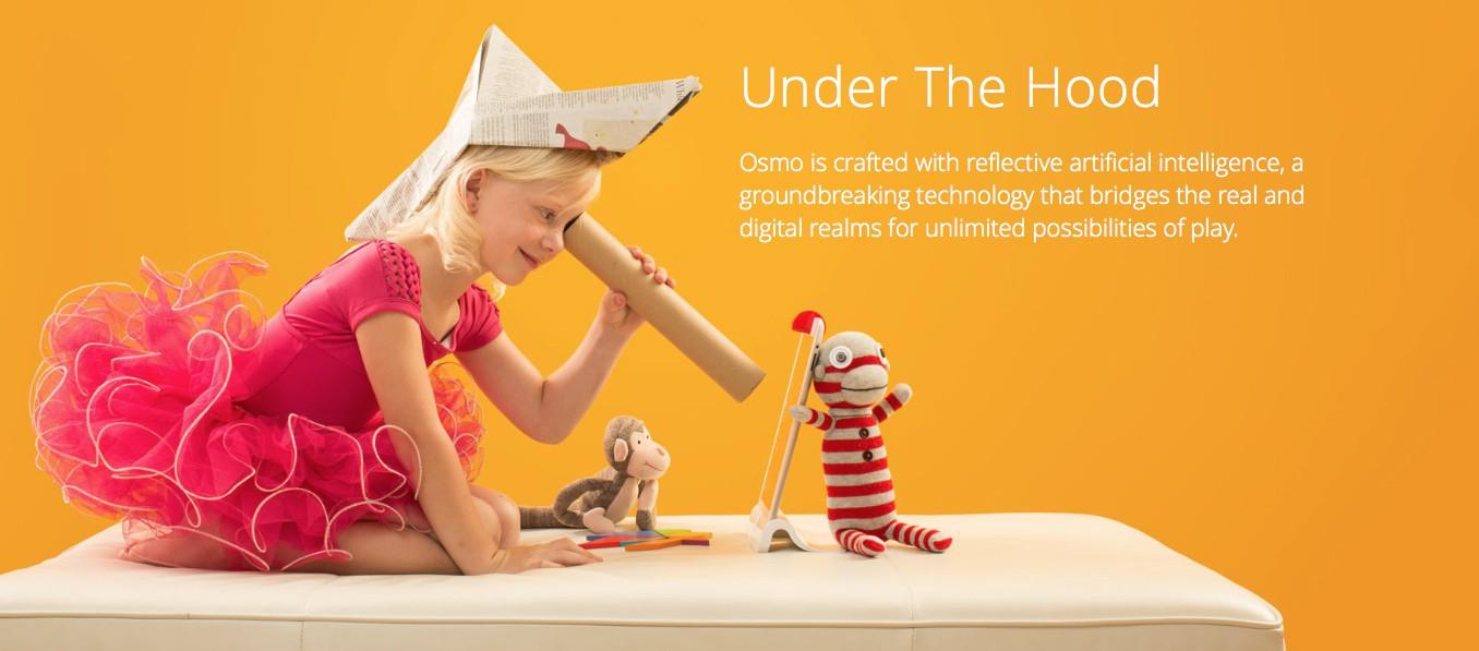 Osmo fabrique des jeux qui mêlent réalité et iPad