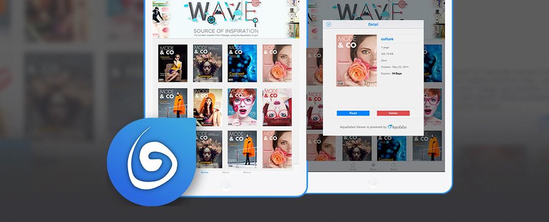 Aquafadas Viewer 3.4.3 réconcilie le NextGen Viewer et les ancres