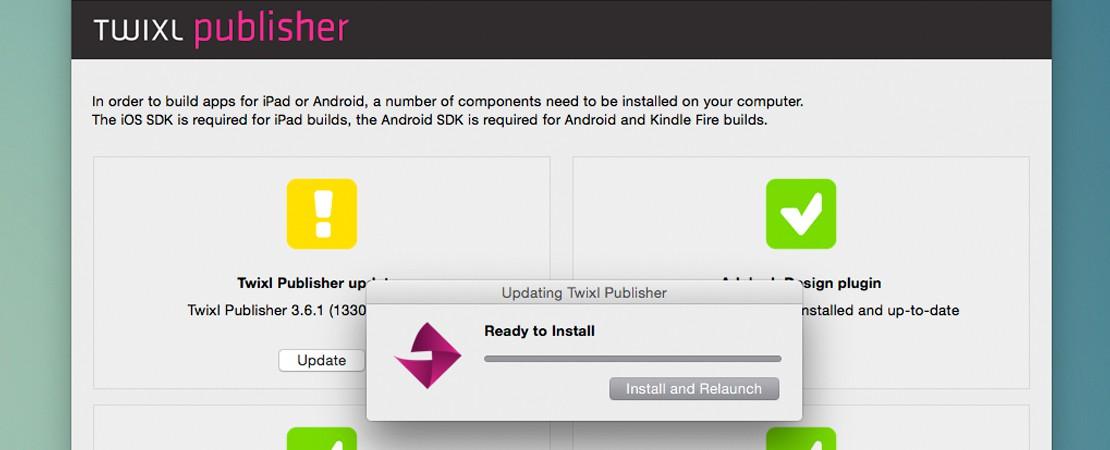 Twixl 3.6.1 est prêt pour iOS8 et Yosemite
