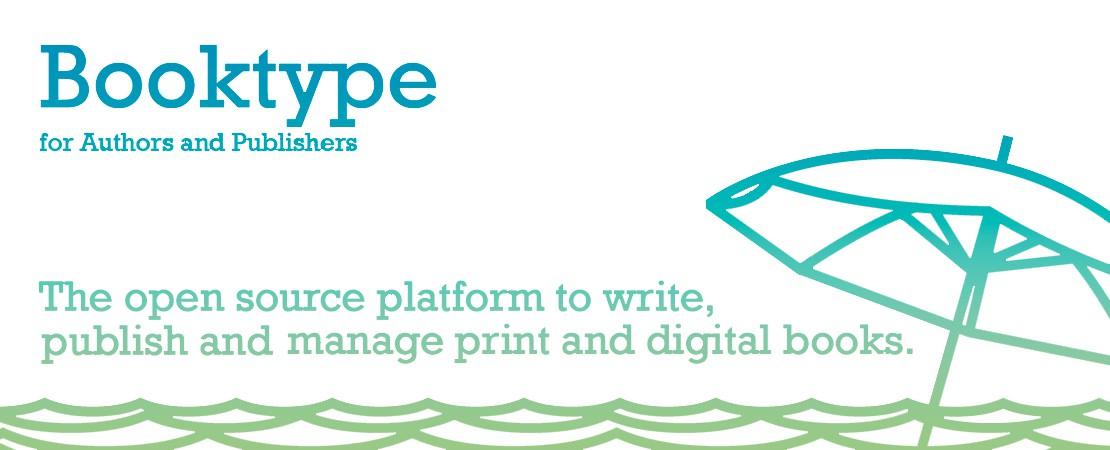 Booktype, une plateforme open source de publication numérique