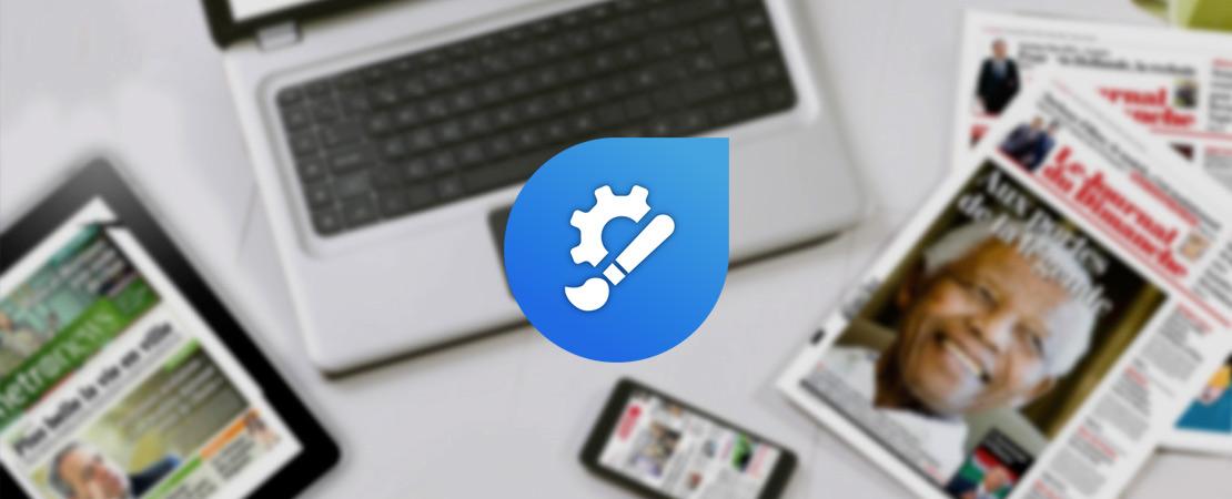 Aquafadas Creative Flow, création de contenu automatisé pour la presse
