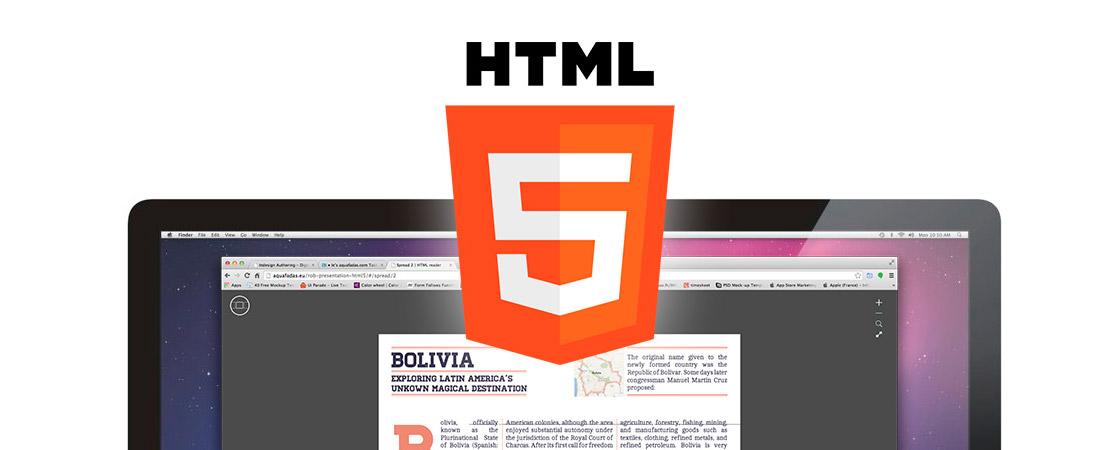 Aquafadas annonce son WebReader HTML5 !