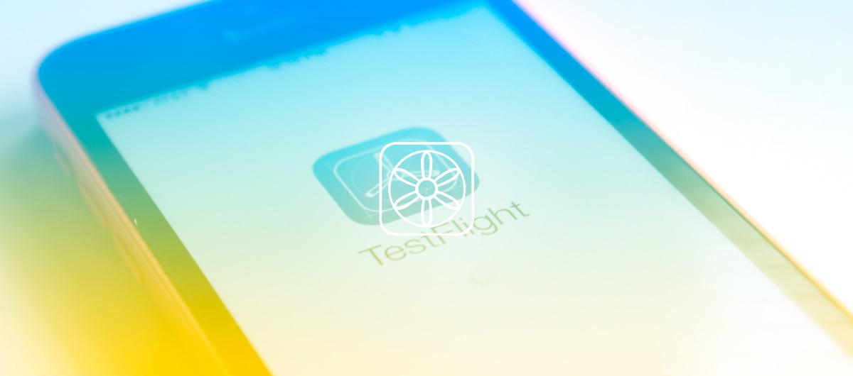 TestFlight 1.2 supporte iOS 9