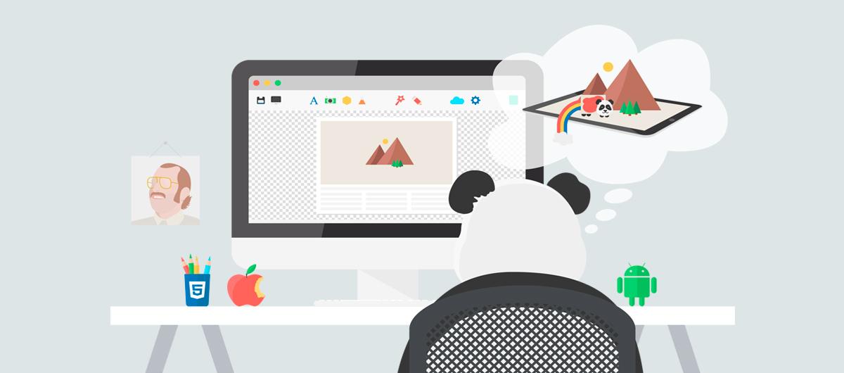 Découvrir PandaStudio
