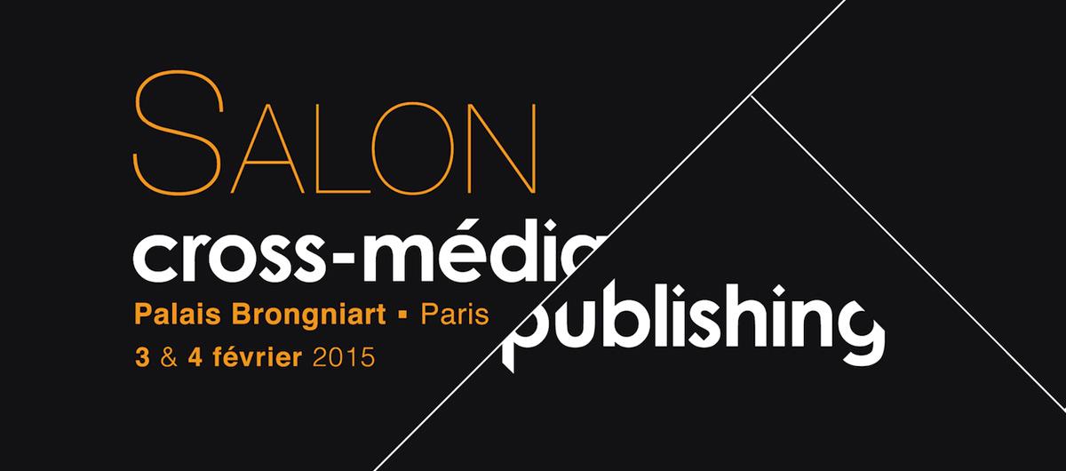 Electric News, partenaire média du Salon du CrossMediaPublishing les 3 et 4 février !
