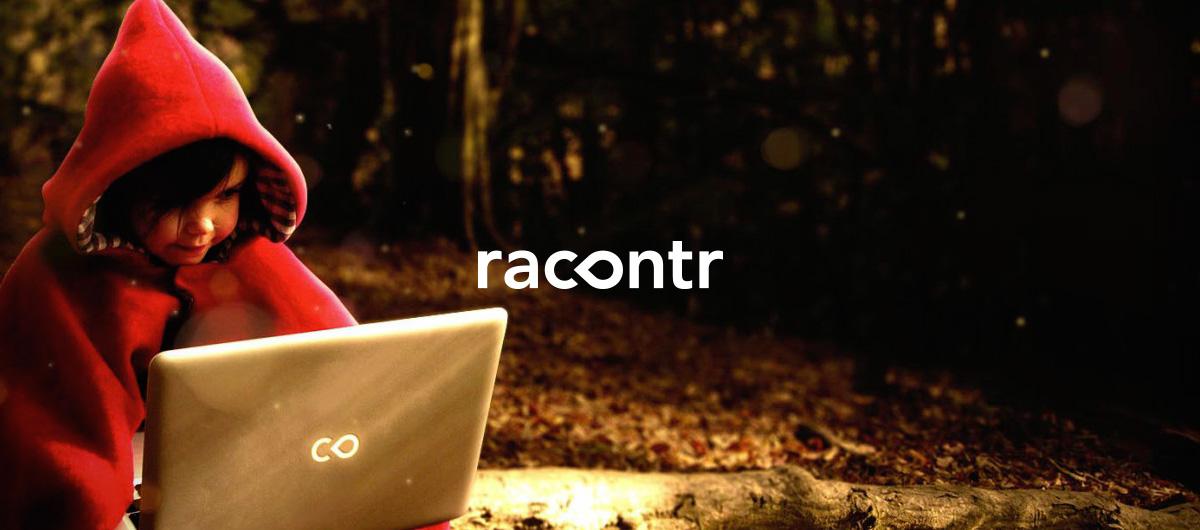 Racontr, la plateforme de story-telling est officiellement de sortie !