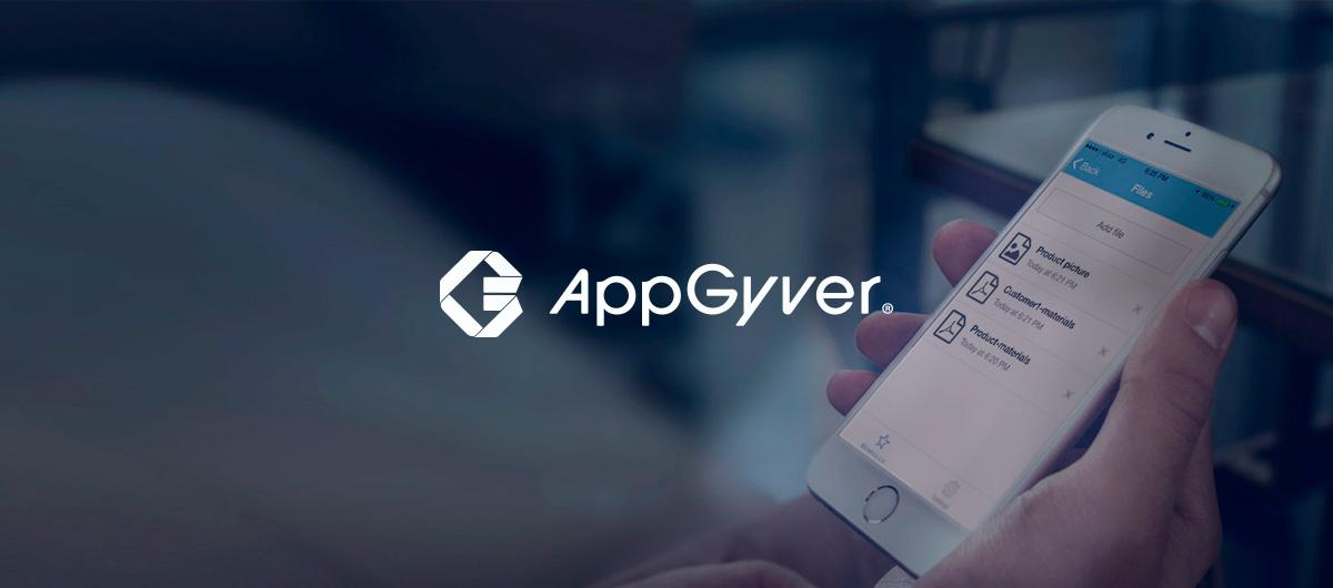 APPGYVER Composer 2 deliver Enterprises App (beta)