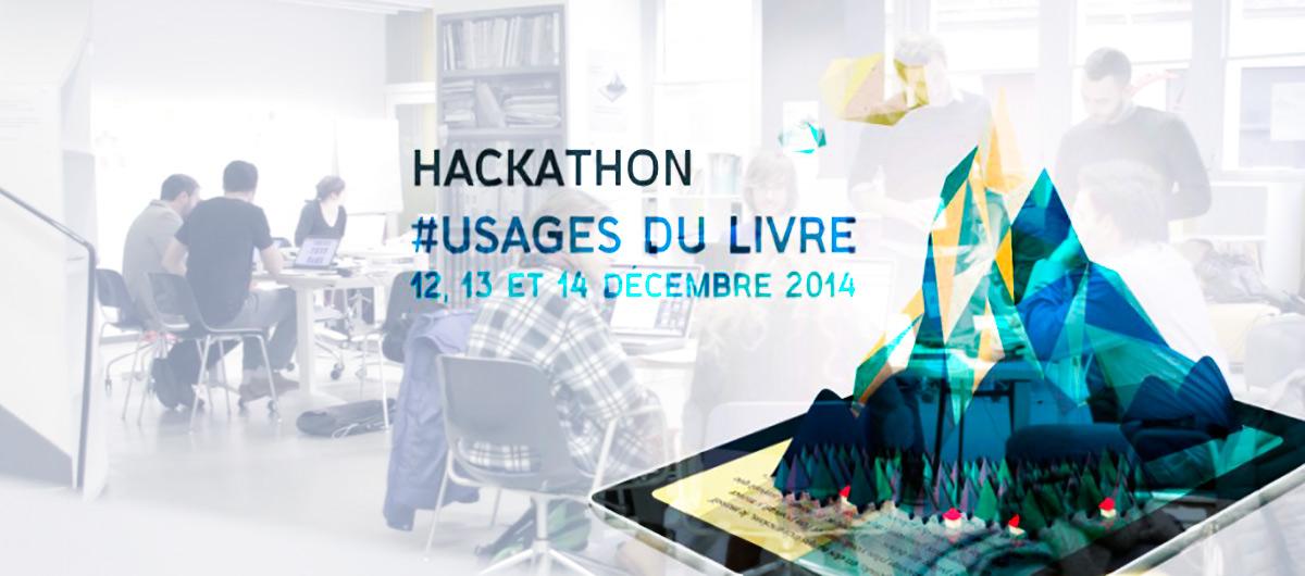 Vidéo du hackathon des 12, 13 et 14 décembre 2014 au Labo de l'édition