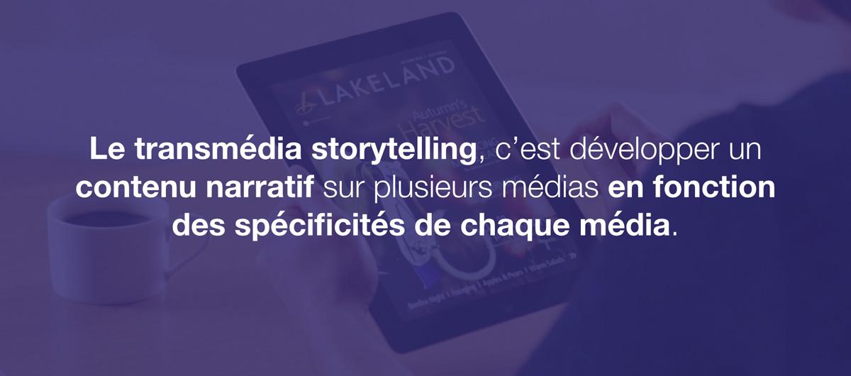 Le storytelling multi-device : késako..??