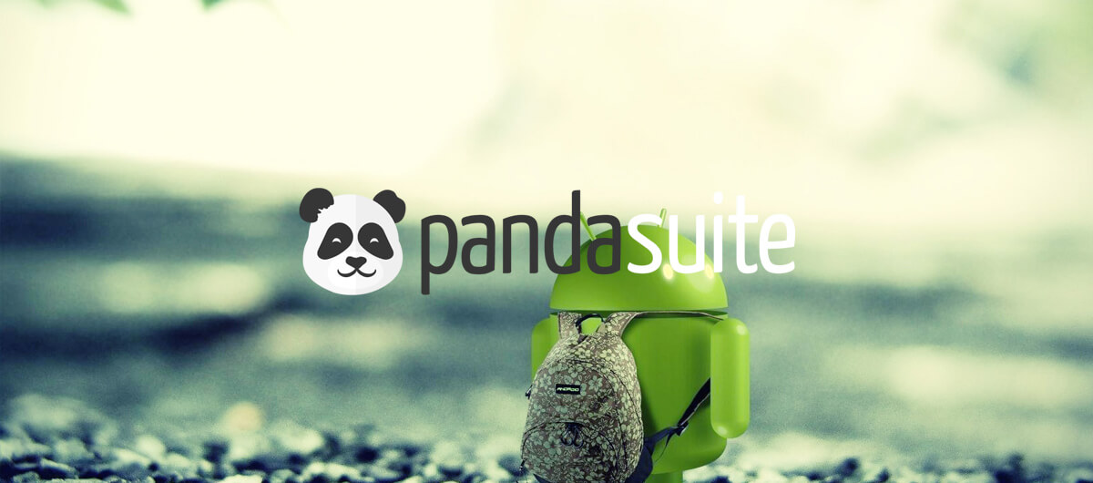 Pandasuite : le point sur l'export Androïd