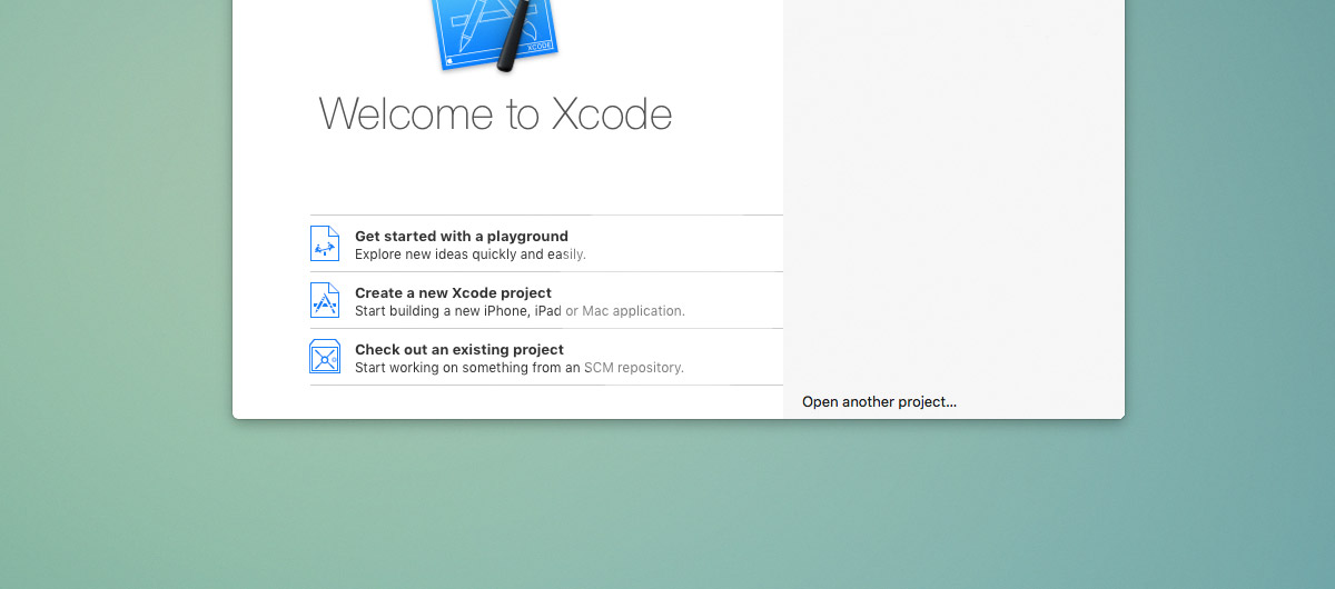 Validating Your Version of Xcode