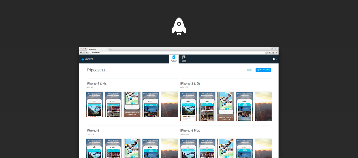 Screenshot Builder by LaunchKit