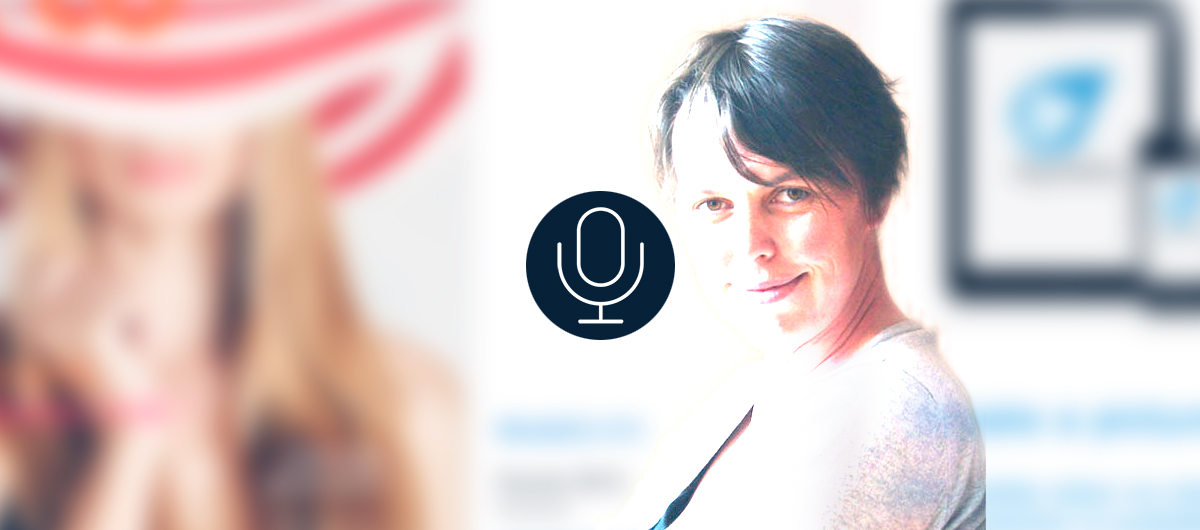 Interview de Claudia Zimmer, CEO d'Aquafadas sur TALKING NEW MEDIA