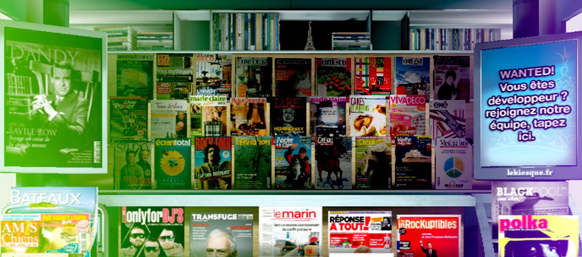 71,3 millions de journaux numériques vendus en 2014