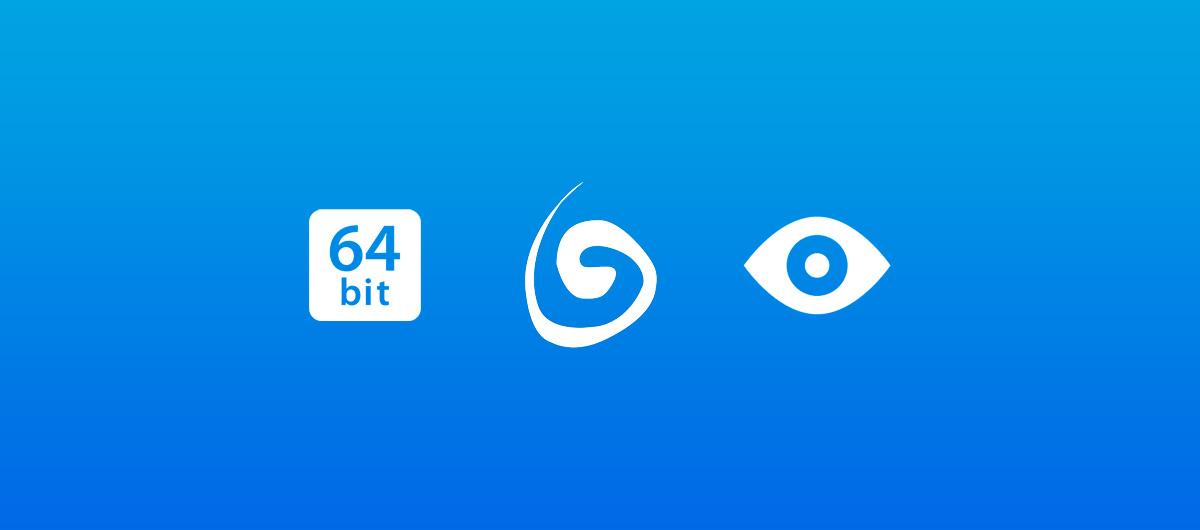 Aquafadas viewer 3.5 supporte le 64-bit et le retina @x3