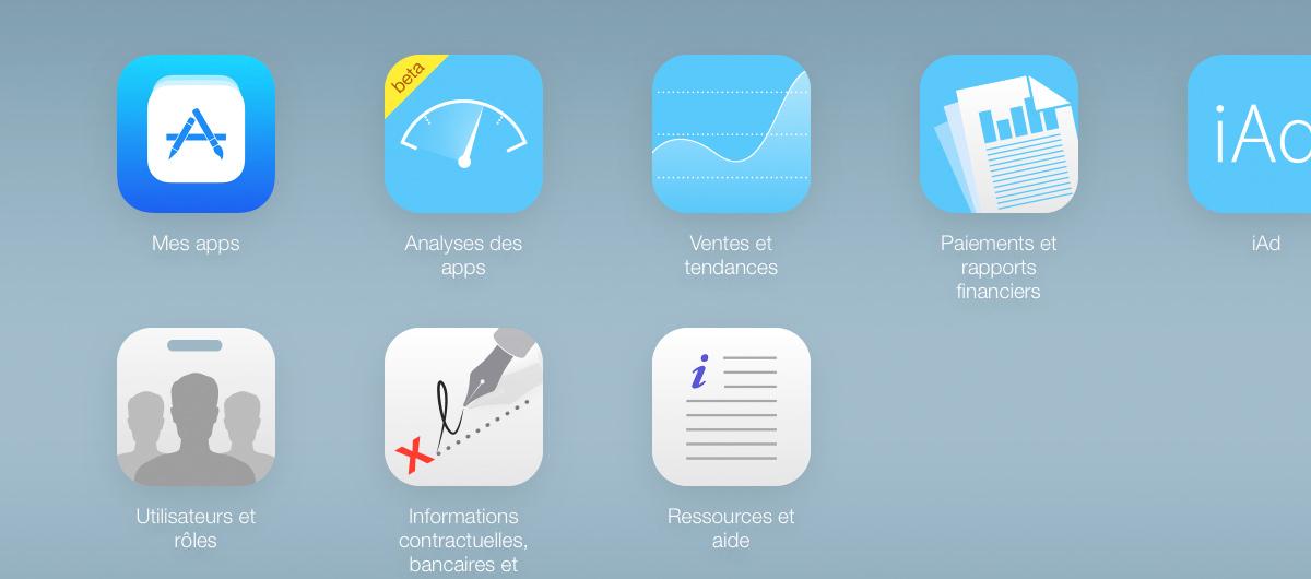 iTunes Connect : App Analytics est activé pour tout le monde (beta)