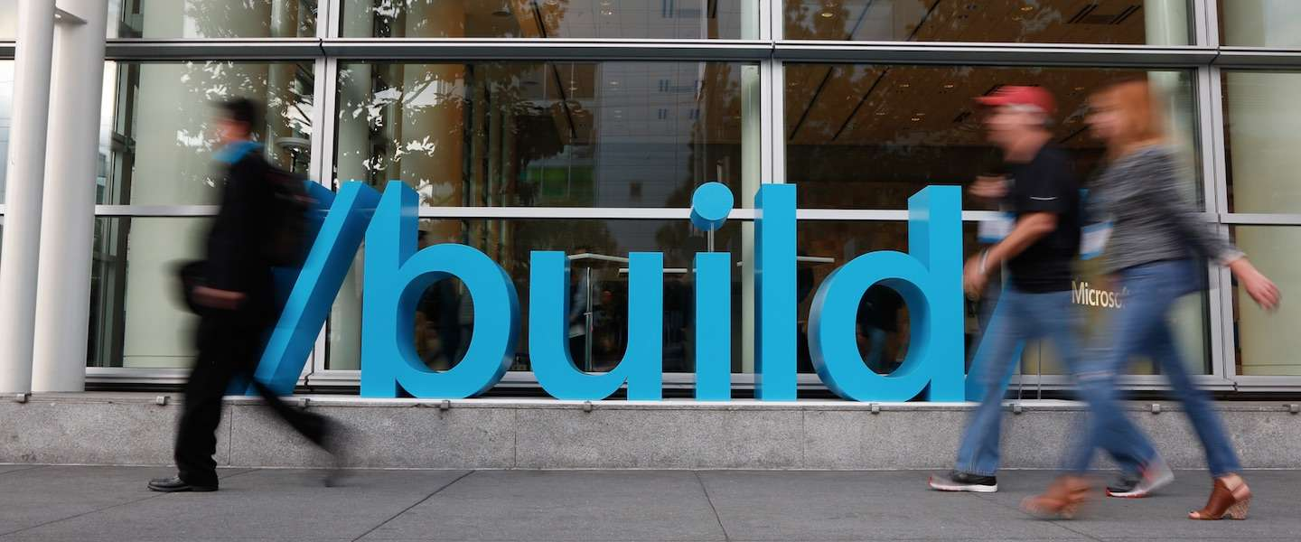 Build 2016 : Microsoft Bot Framework