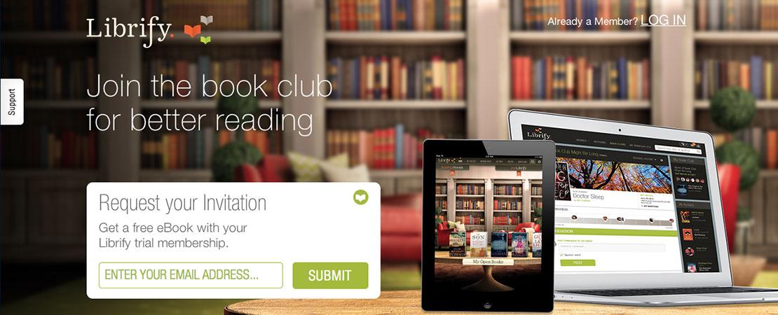 L'ebook en streaming et en supermarché avec Target et Librify