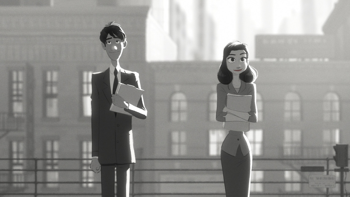 Paperman and the Future of 2D Animation