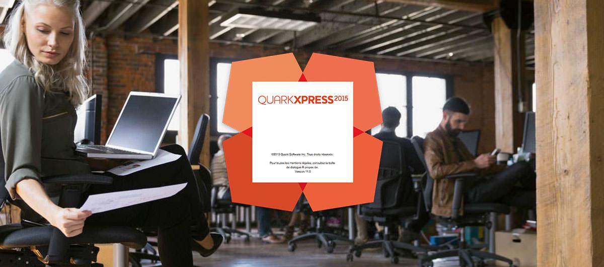 QuarkXPress renaît de ses cendres et passe à 2015