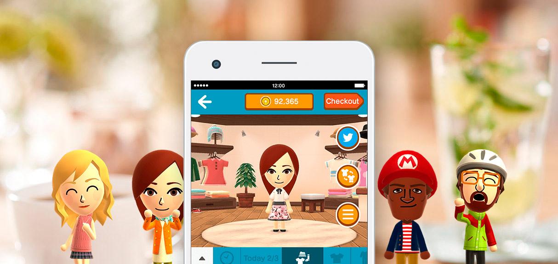 Nintendo lance Miitomo, sa première application smartphone