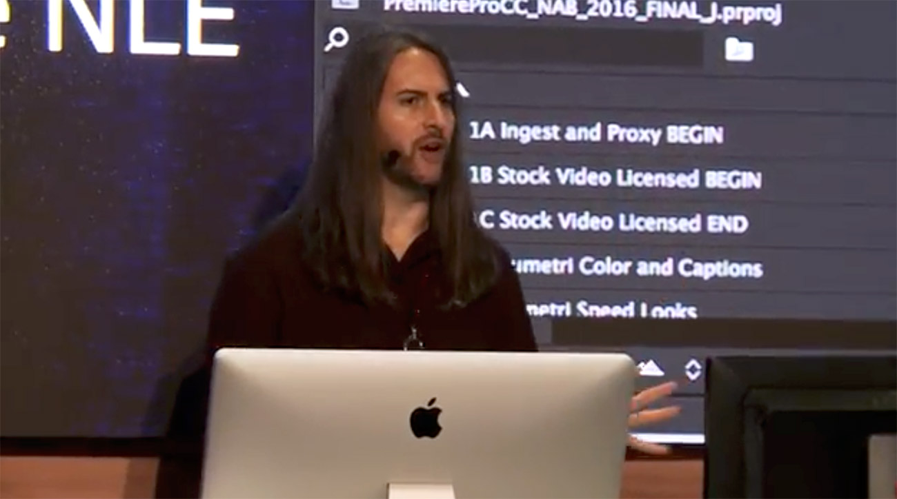 NAB Show 2016 : Adobe, the tools you need for powerful Post-Production
