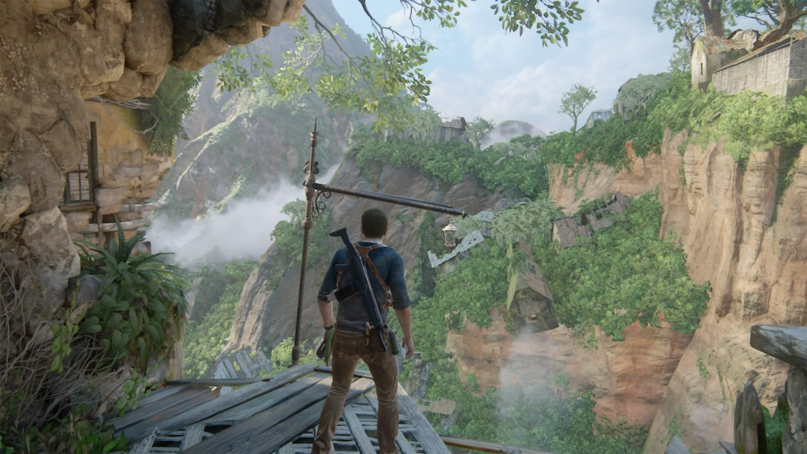 Uncharted 4 : quand la presse va trop loin dans la promo d'un jeu