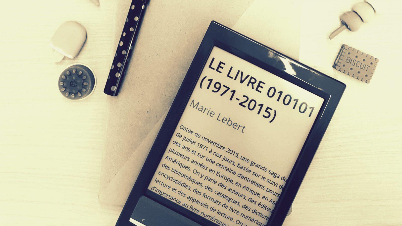 Un Petit musée de la lecture numérique au Labo de l'Edition