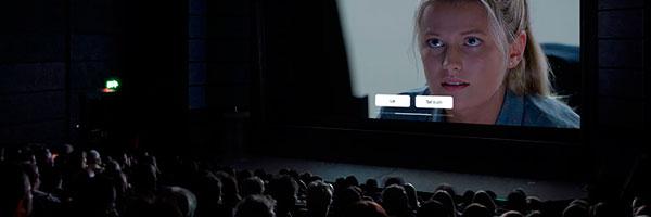 Late Shift, une expérience de cinéma interactif, en salles et via applications Appstore et AppleTV.