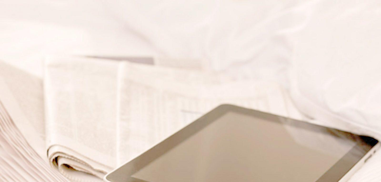 7ème journée de la presse en ligne : la presse, un secteur d'avenir !