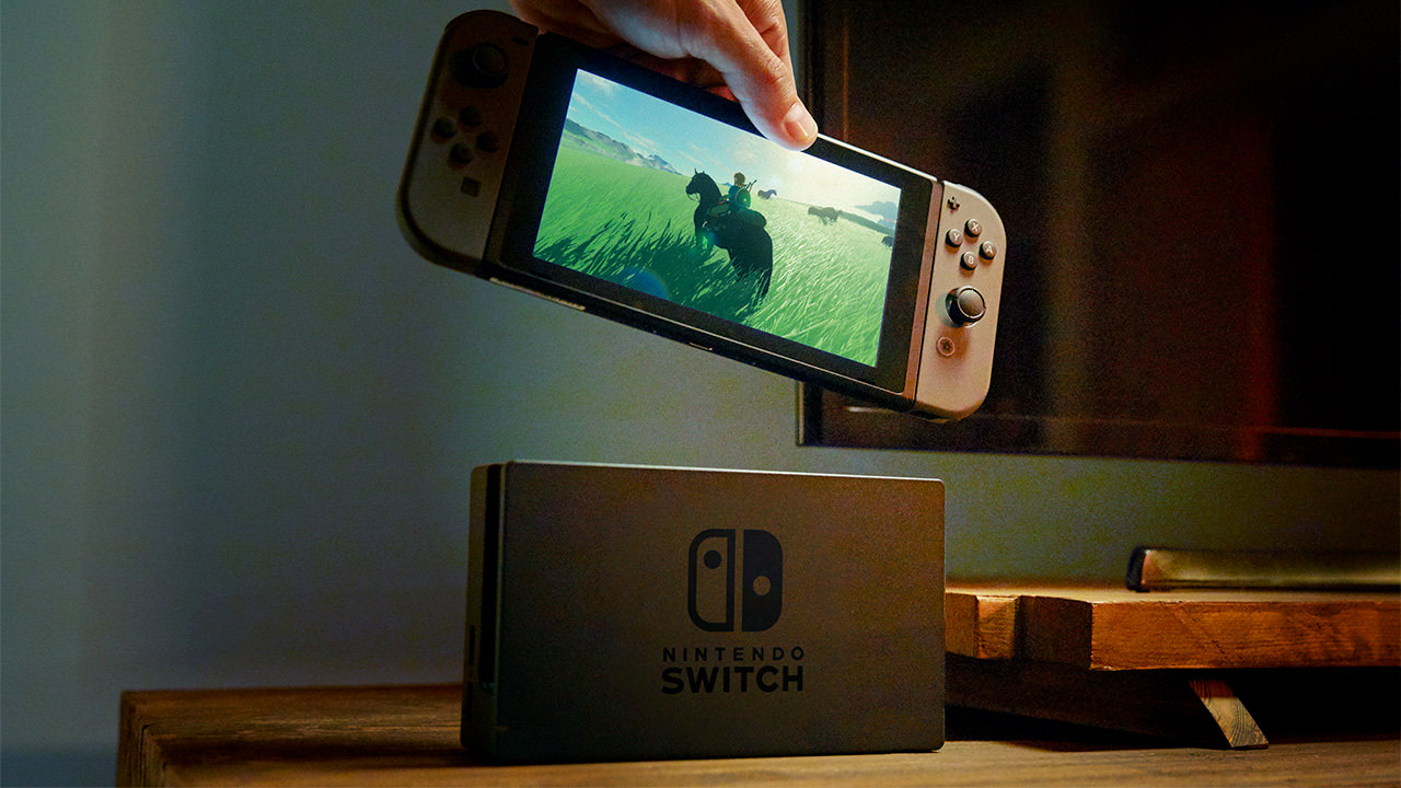 Nintendo Switch : La communication est en marche