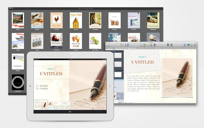 Des ressources pour iBooks Author