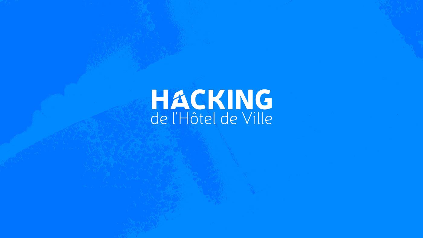 Hacking de l'Hôtel de ville, Paris, le 16 mars 2017