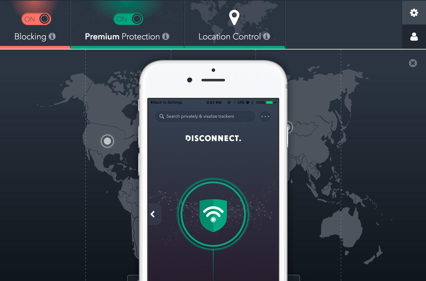 DICONNECT, le VPN qui booste votre navigation sur iOS, Androïd et desktop
