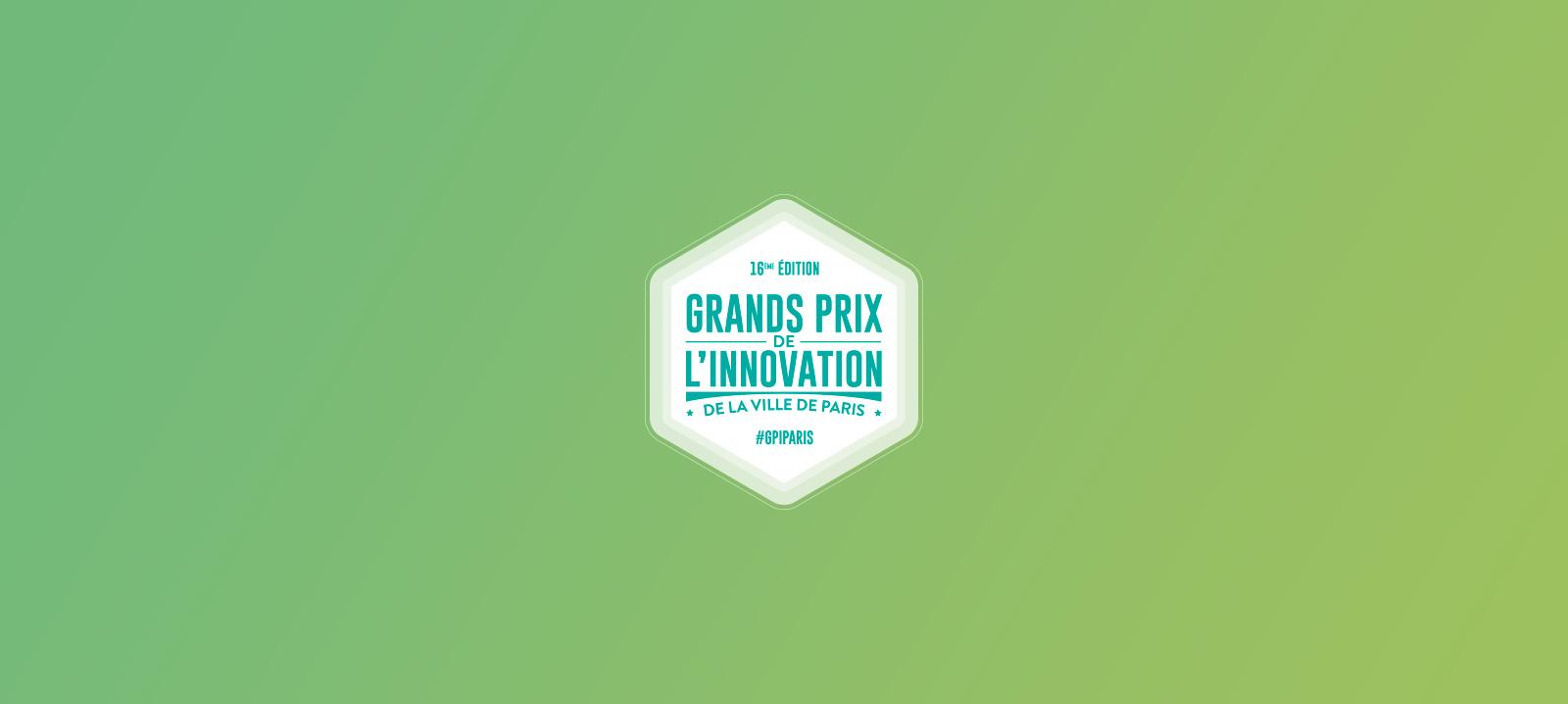 Paris & Co : grands Prix de l'Innovation de la Ville de Paris 2017